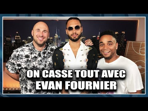 ON CASSE TOUT AVEC EVAN FOURNIER ! NBA First Day Show #28
