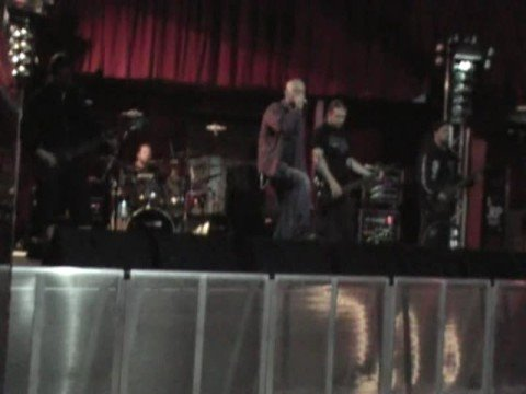 Meshuggah - 'Electric Red' soundcheck @ Capitol