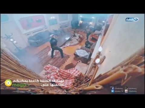 """فيديو.. مصطفى السواق يتعدى على اعضاء فريق """"ميني شو"""""""
