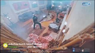 فيديو.. مصطفى السواق يتعدى على اعضاء فريق