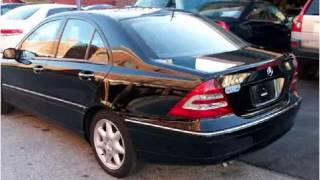 2003 Mercedes-Benz C-Class Used Cars Washington DC MD