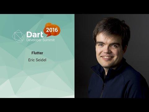 Keynote: Flutter (Dart Developer Summit 2016)