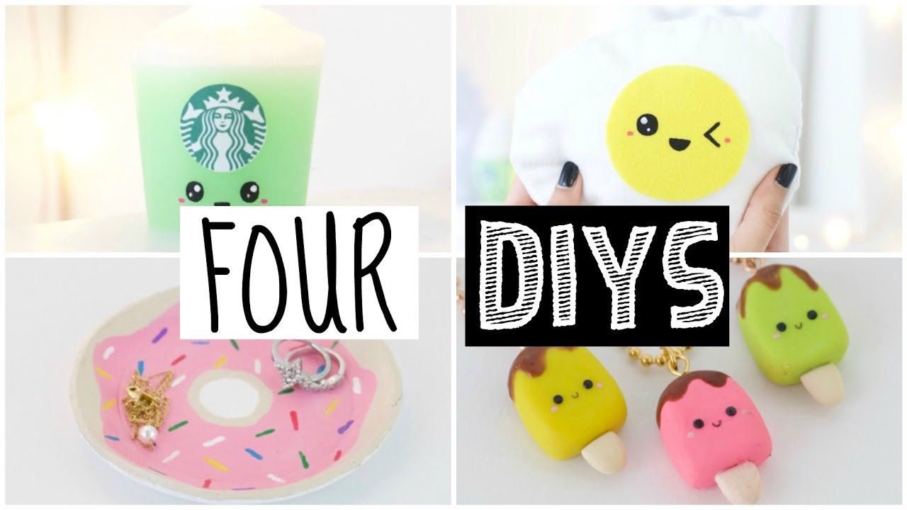 4 DIY GIFT ROOM DECOR CRAFT IDEAS TO DO WHEN YOURE BORED