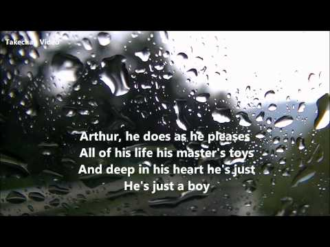 Arthur's Theme (the Best That You Can Do) Lyrics - Christopher Cross