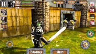 Скачать Heroes And Castles Multiplayer Gameplay