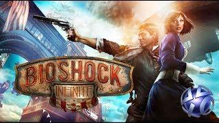 BioShock Infinite / PC GamePlay 2 / Booker Dewitt & Elizabeth