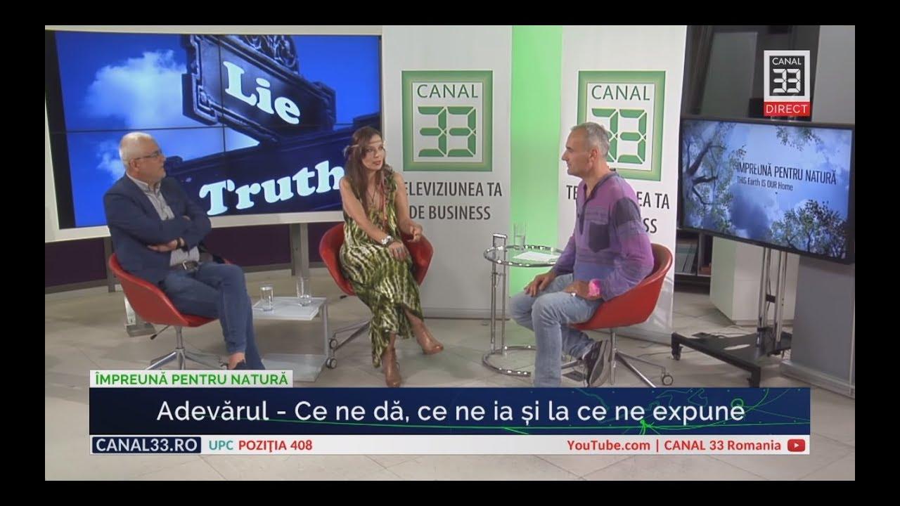 Adevărul - Ce ne dă, ce ne ia și la ce ne expune - cu  Ovidiu Dragoș Argeșanu