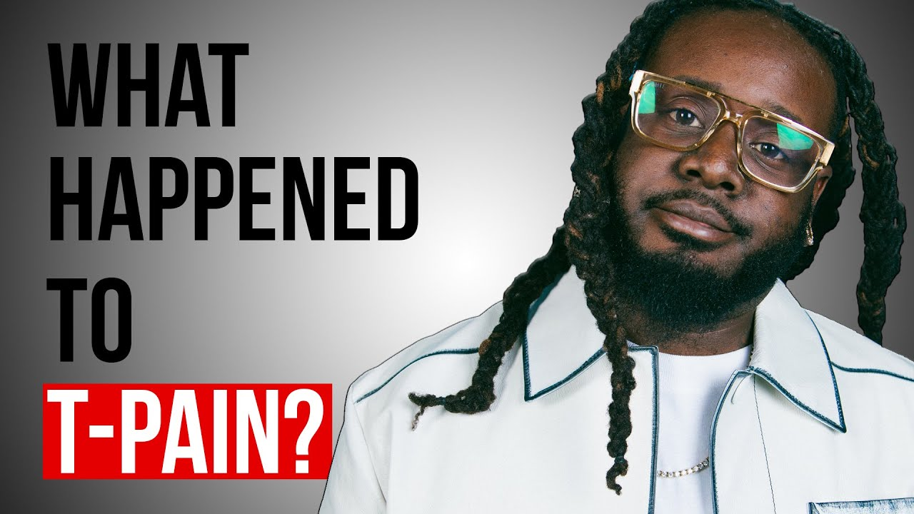 WHAT HAPPENED TO T-PAIN?
