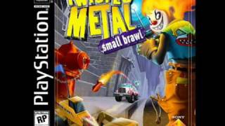 Twisted Metal Small Brawl Soundtrack Playgroud Peril