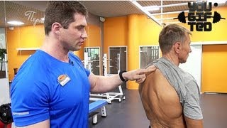 Здоровая спина - долголетие в спорте! Александр Свириденко.