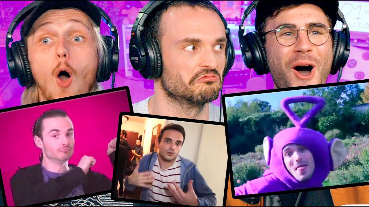 Nos débuts sur Youtube !