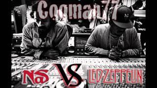 Nas vs Led Zeppelin - Stairway to Hip-Hop Heaven (Cooman77 Remix)