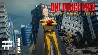 ONE PUNCH MAN: A HERO NOBODY KNOWS #1   SAVED BY MY HERO!!