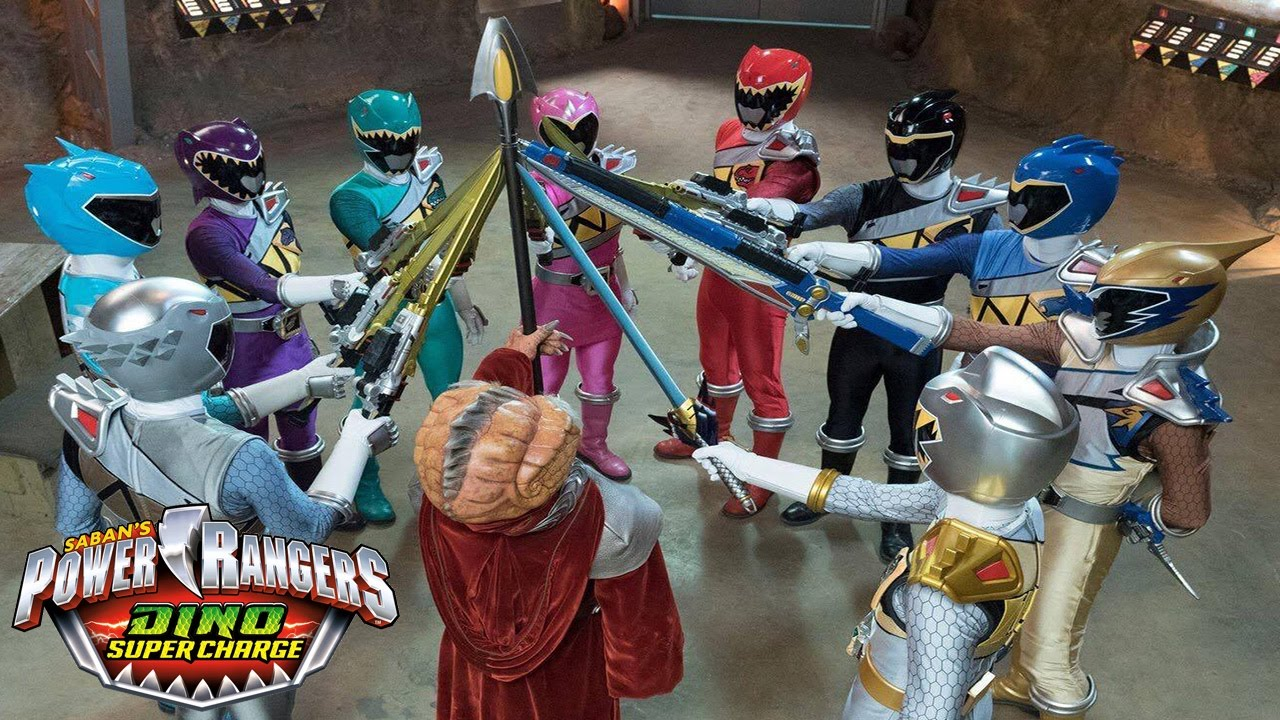 - Power Rangers Dino Super Charge - Official Final Opening Theme