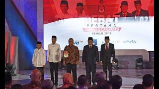 Dialog: Mengupas Debat Perdana Pilpres 2019 [2]