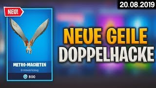 FORTNITE SHOP à partir de 20.8 - 🔪 houe! 🛒 Fortnite Daily Item Shop d'aujourd'hui (20 août 2019) Detu Detu