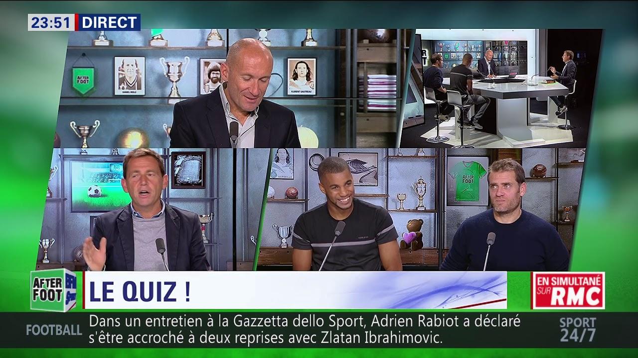 After Foot du mardi - 03/10 – Partie 6/6 - Le Quiz !