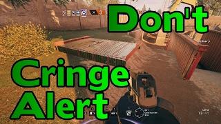 Cringe Alert - Do Not Watch Til The End - Rainbow Six Siege Gameplay w/ Serenity17 & Bedasaja