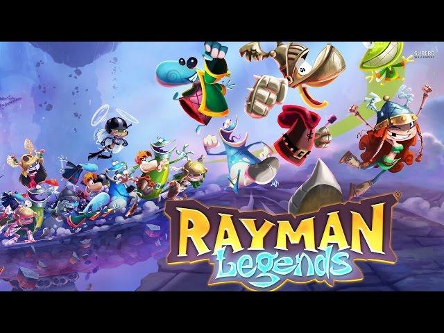 Fiesta De Los Muertos - MissÃo Mas Que Pato [ Rayman Legends ] Xbox One Pt- Br