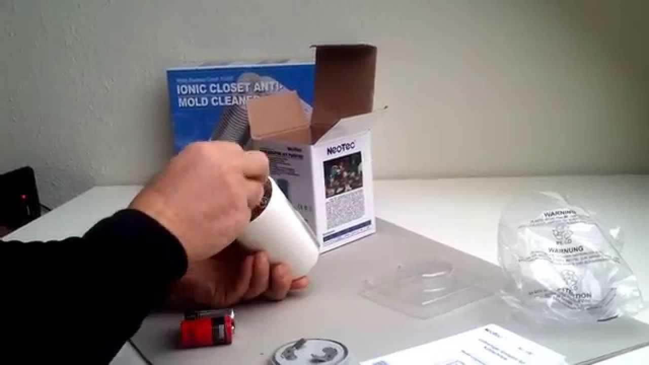 Kühlschrank Ionisator : Luftreiniger ionisator für kühlschrank mülleimer lagerraum