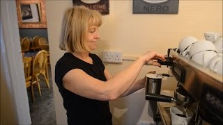 Burnley coffee shop wins award for best Italian Coffee