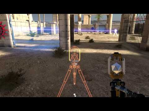 The Talos Principle Walkthrough (B Star World) Cat's Cradle