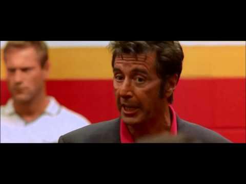 Al Pacino Inspirational Speech + Hans ZimmerTime