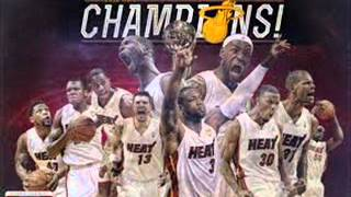 miami heat victory song