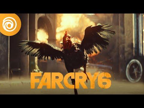 Far Cry 6: ¡Chicharrón corre! - Anuncio cinemático de TV