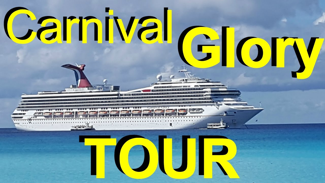 2018 Carnival Glory - Full HD Tour 🚢 - YouTube