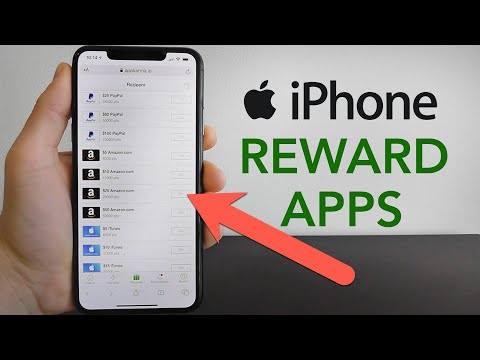 Best IPhone Reward Apps - Earn Free Gift Cards & Rewards!