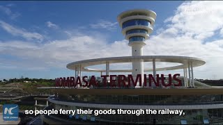 Baixar Chinese-built infrastructure welcomed in Kenya