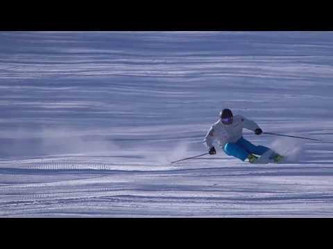 2018 Technical Free Skiing: Short Turns, SL Turns, GS Turns