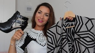 BIG Haul mode et beauté: automne 2015, SHEIN, Zara, Sephora, Elf, Mac...