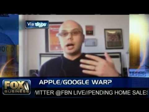 Apple Sues Google, er HTC - Noah Kravitz, PhoneDog.com