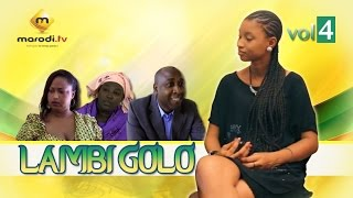 Théâtre Sénégalais - Lambi Golo -Vol 4 (TOG)
