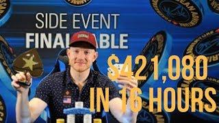 Jason Koon Wins the 1-Day $25K PCA 2018 Event