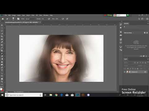 how to use history brush tool in adobe photoshop