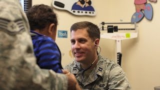 Medical Career: Air Force Pediatrician