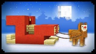 ✔ Minecraft: How to make Santa