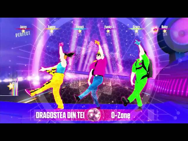 Just Dance 2017 - Nouvelles chorégraphies - Trailer gamescom 2016