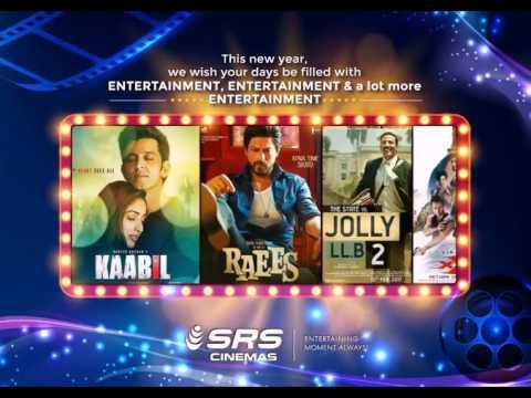 SRS Cinemas Happy New Year 2017