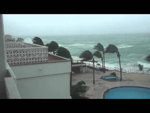 St. Martin Hurricane