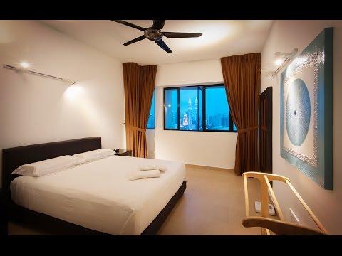 Stunning apartment overlooking Kuala Lumpur, 3-bedrooms