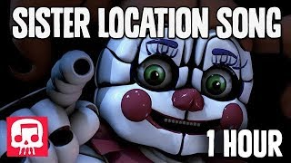 FNAF Sister Location Song (1 HOUR) by JT Music - Join Us For A Bite