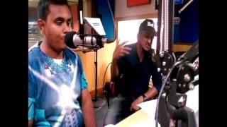 Rapper Divine With RJ Salil & RJ Archana   Radio City 91.1 FM