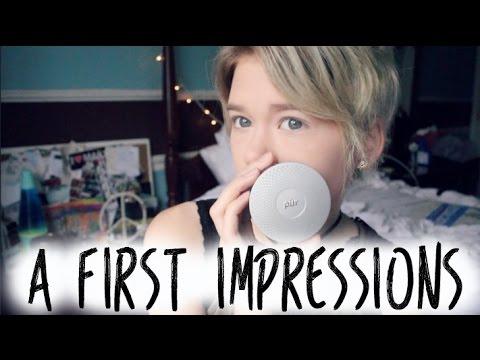 FIRST IMPRESSIONS: PÜR COSMETICS 4-in-1 MINERAL POWDER // Katie Legate