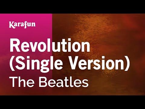 Karaoke Revolution (Single Version) - The Beatles *