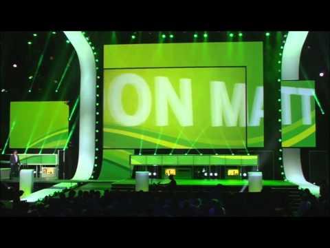Don Mattrick's terrible joke E3 2012