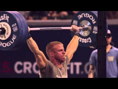 Motivation Video Road To The CrossFit Games 2016